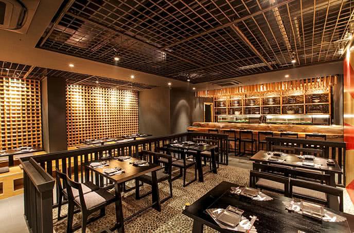 nhà hàng kisu sushi trần quốc toản 15