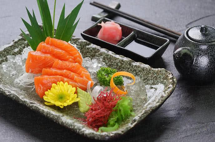 nhà hàng kisu sushi trần quốc toản 2