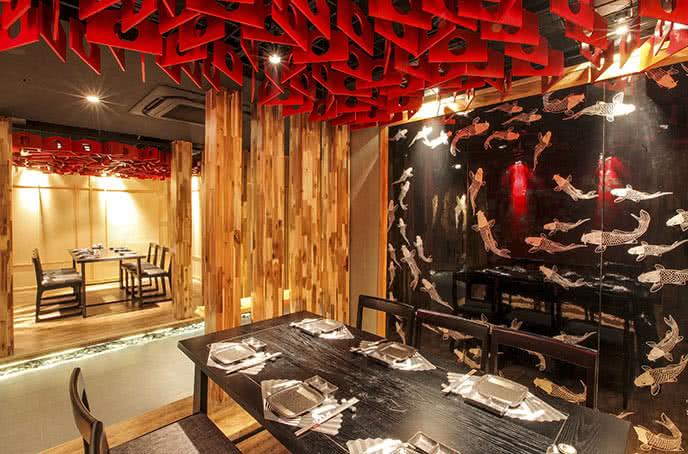 nhà hàng kisu sushi trần quốc toản 13