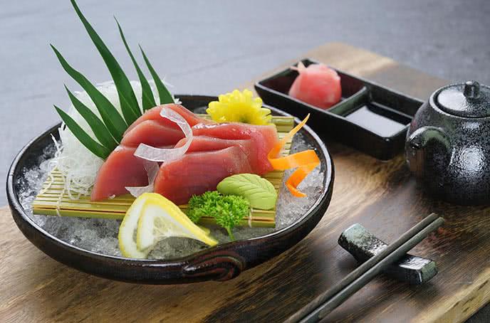 nhà hàng kisu sushi trần quốc toản 6