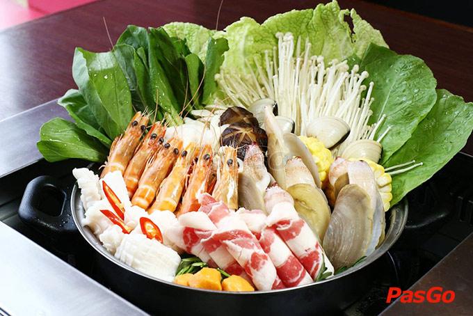 nhà hàng namyang bbq hotpot buffet tô ngọc vân 16