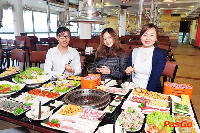 nhà hàng namyang bbq hotpot buffet tô ngọc vân 19