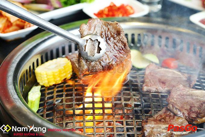 nhà hàng namyang bbq hotpot buffet tô ngọc vân 4