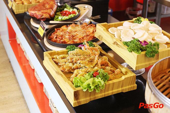 nhà hàng namyang bbq hotpot buffet tô ngọc vân 6