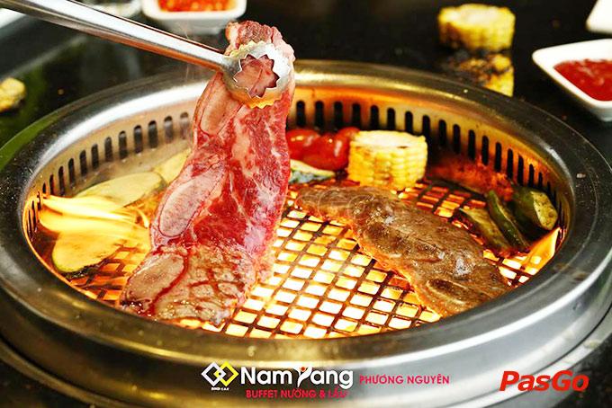 nhà hàng namyang bbq hotpot buffet tô ngọc vân 9