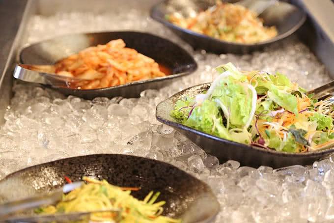 nhà hàng tokyo ginza koma buffet băng chuyền 6