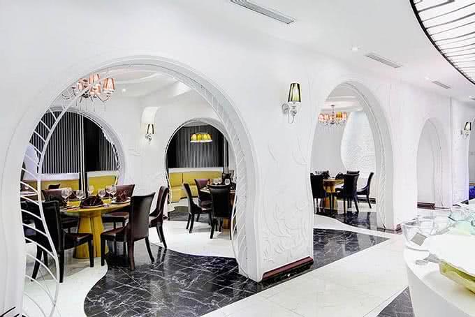 Top 10 nhà hàng có không gian đẹp nhất ở Hà Nội 1