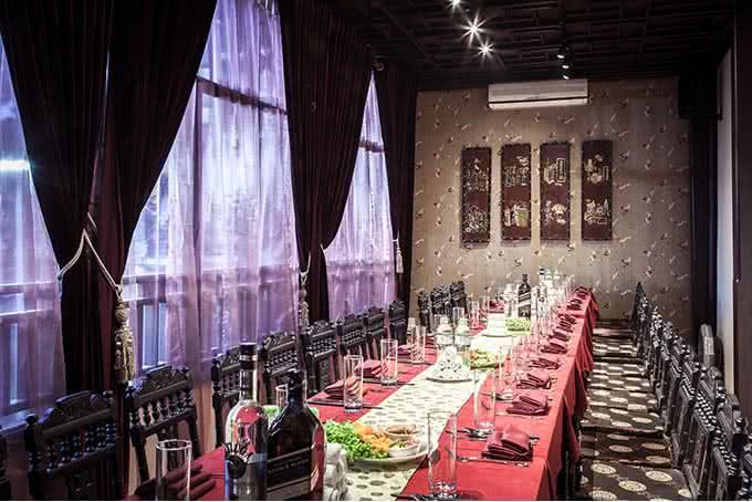 Top 10 nhà hàng có không gian đẹp nhất ở Hà Nội 12