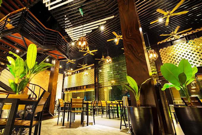 Top 10 nhà hàng có không gian đẹp nhất ở Hà Nội 3