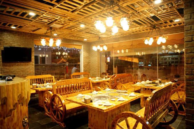 Top 10 nhà hàng có không gian đẹp nhất ở Hà Nội 5