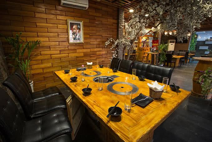 Top 10 nhà hàng có không gian đẹp nhất ở Hà Nội 6