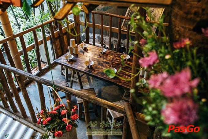 Top 10 nhà hàng có không gian đẹp nhất ở Hà Nội 8
