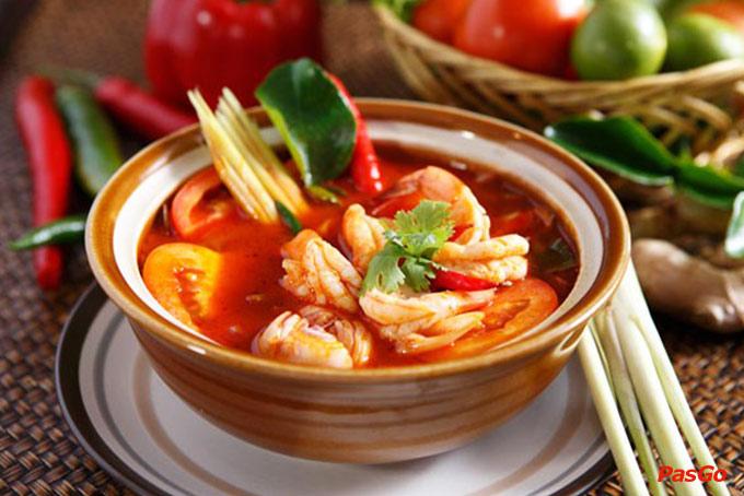 5 món ăn nổi tiếng nhất của ẩm thực Thái Lan 2