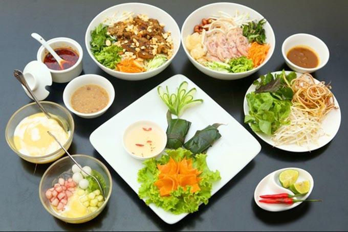 Đặc trưng ẩm thực miền Trung 2