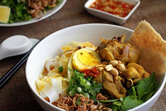 Món ngon Quảng Nam 2