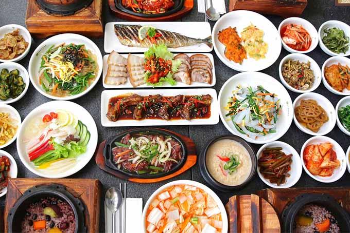 Đôi nét về ẩm thực Hàn Quốc trong bữa ăn hàng ngày 1