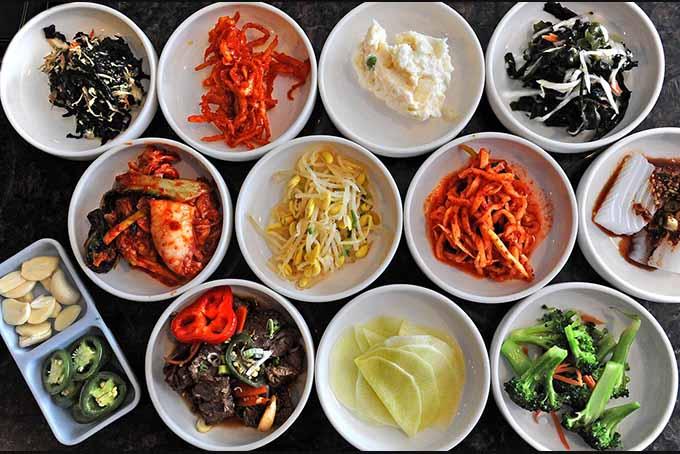 Đôi nét về ẩm thực Hàn Quốc trong bữa ăn hàng ngày 2