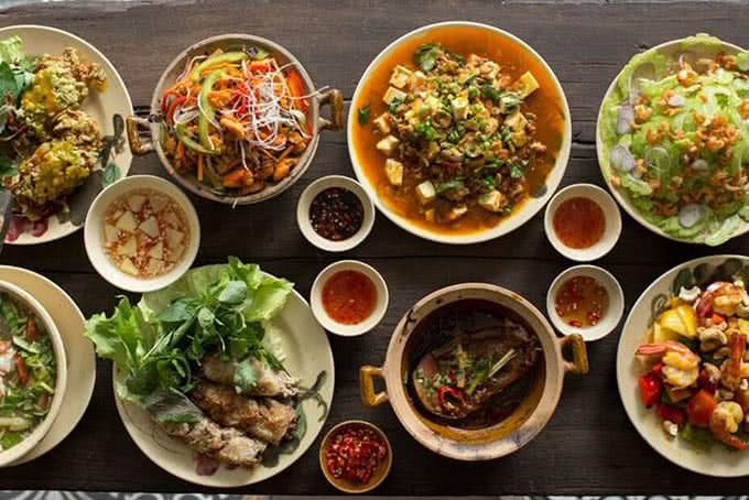 Những nét đặc sắc mỹ vị của ẩm thực Việt ba miền 1
