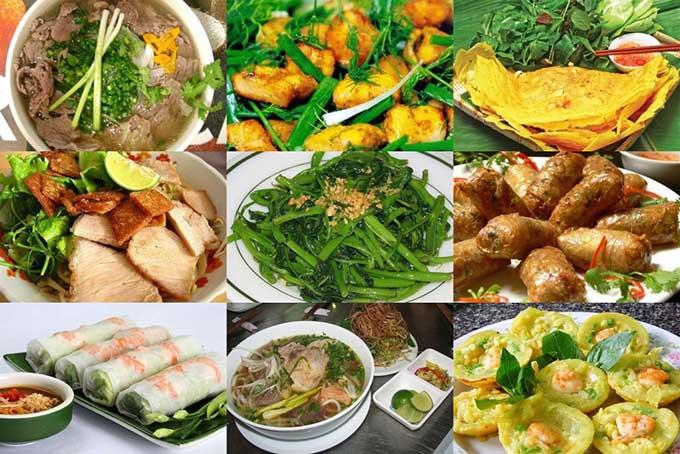 Văn hóa ẩm thực Việt Nam – Nét đặc trưng của ba miền Bắc, Trung, Nam 1