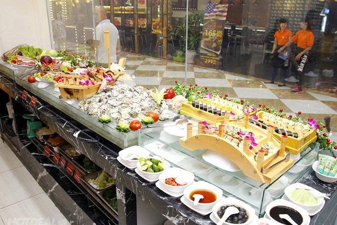 Top 10 nhà hàng, quán ăn ngon, hút khách nhất ở Royal City 9