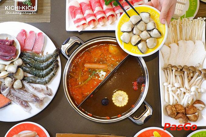 20 địa chỉ buffet ngon giá rẻ dưới 199K, hút khách nhất ở TpHCM 19