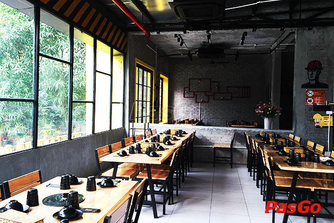 nhà hàng hotpot construction dịnh vọng 21