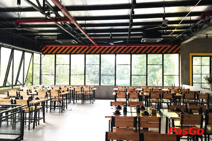 nhà hàng hotpot construction dịnh vọng 22
