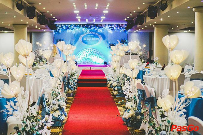 Hệ thống Trung tâm Tiệc & Sự Kiện Vạn Hoa