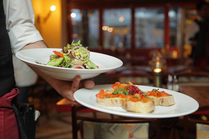 Khái niệm về các loại hình nhà hàng ăn uống – Phần 1 - 1