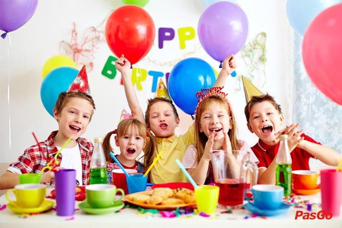 Các cách trang trí sinh nhật cho bé tại nhà đẹp, đơn giản 1