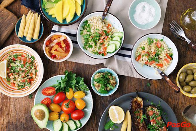 Sự thật ít người biết về phương pháp ăn chay giảm cân 1