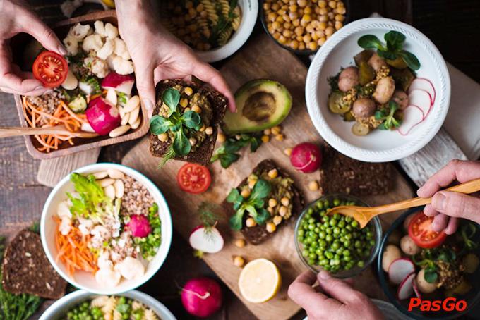 Sự thật ít người biết về phương pháp ăn chay giảm cân 2