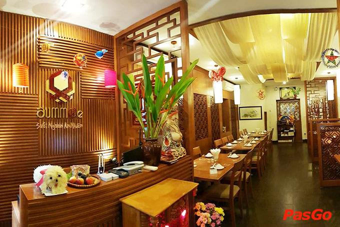 Nhà hàng Aummee Châu Long   Chuyên ẩm thực chay