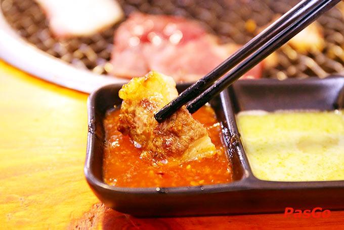 Nhà hàng Bangkok BBQ Quận Bình Thạnh 2