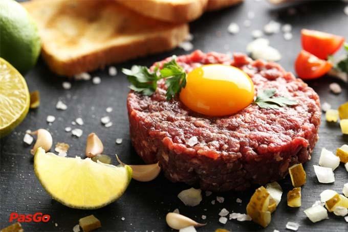 Bò bít tết và 7 cấp độ chín tiêu chuẩn 2