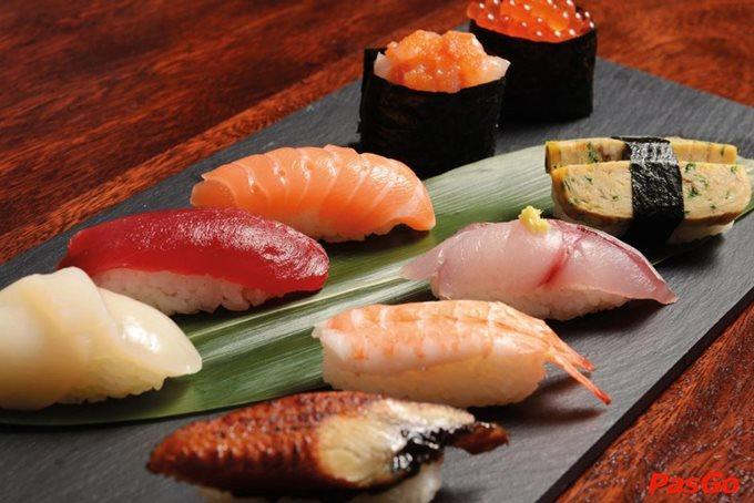 Cách ăn sushi chuẩn không phải ai cũng biết 1
