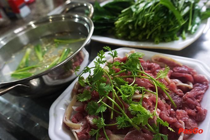 Nhà hàng Lẩu Dê 404 – Chuyên đặc sản thịt dê | Món Miền Trung