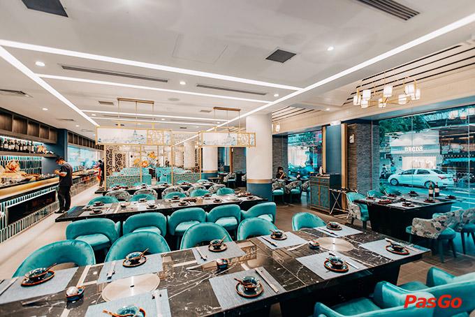 Nhà hàng Dynasty House - Đồng Khởi | Dimsum & Lẩu HongKong