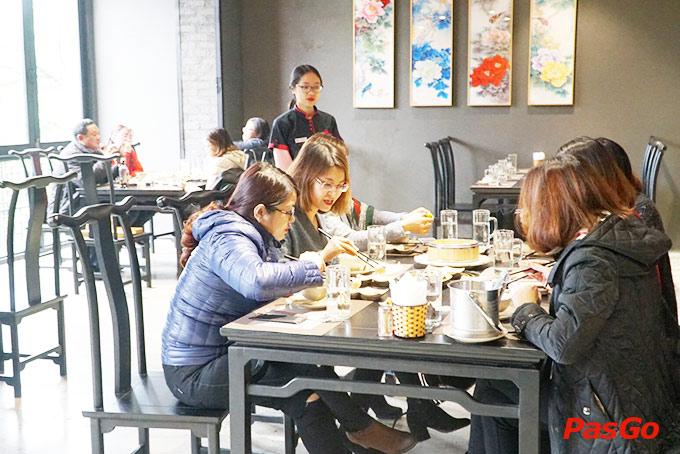 Nhà hàng Kiều Hoa Quán Tô Hiệu 22