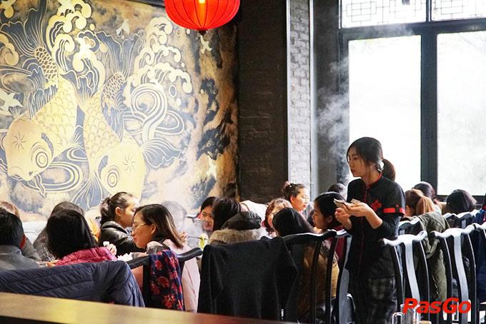 Nhà hàng Kiều Hoa Quán Tô Hiệu 23