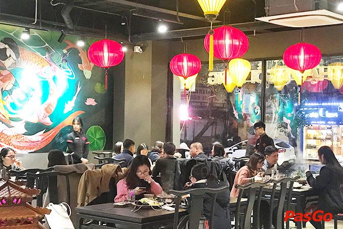 Nhà hàng Kiều Hoa Quán Tô Hiệu 24