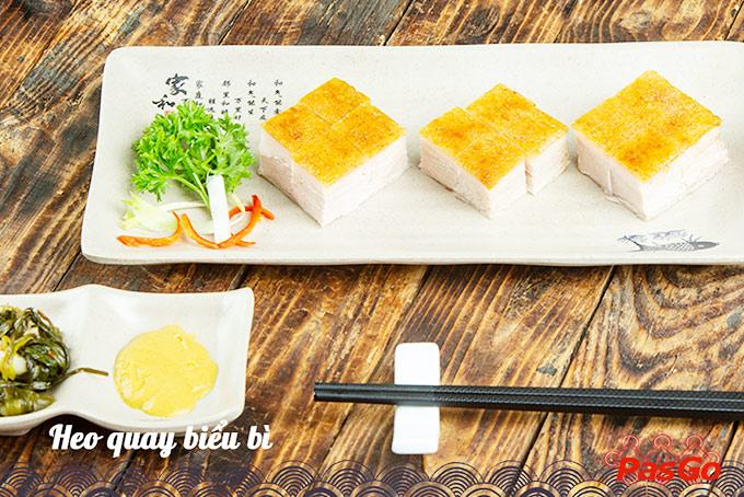 Nhà hàng Kiều Hoa Quán Tô Hiệu 4