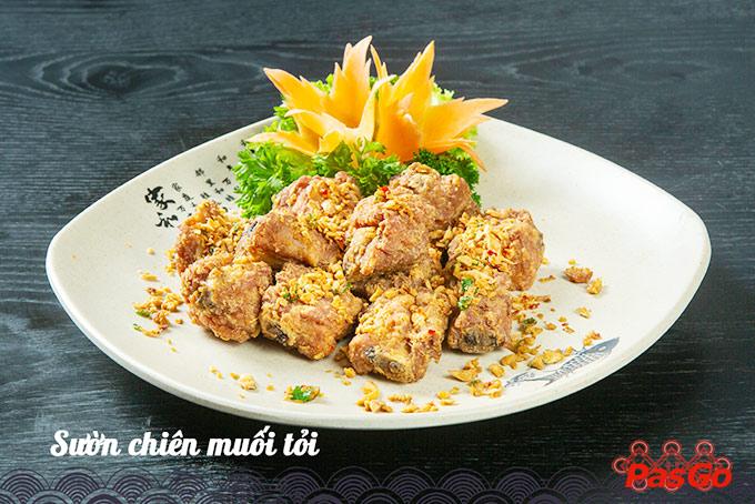 Nhà hàng Kiều Hoa Quán Tô Hiệu 5