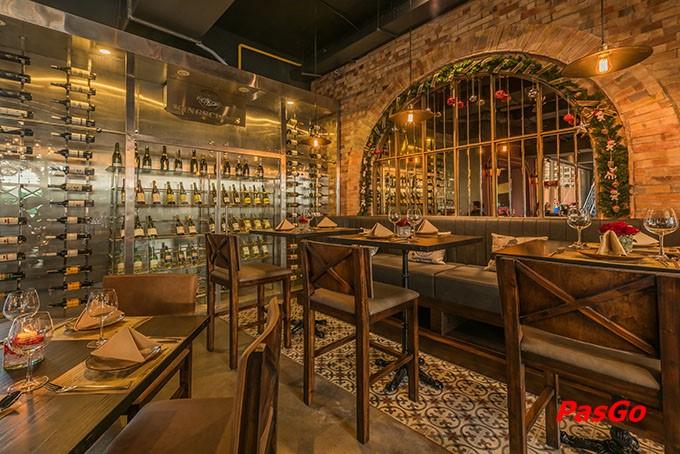Nhà hàng Kingscross 4