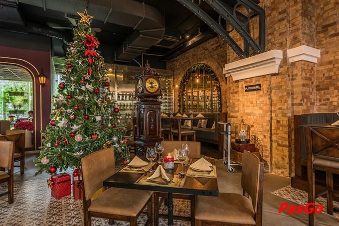 Nhà hàng Kingscross 5