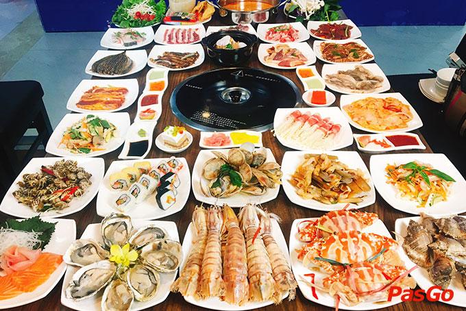 Kinh nghiệm đi ăn buffet hải sản 2