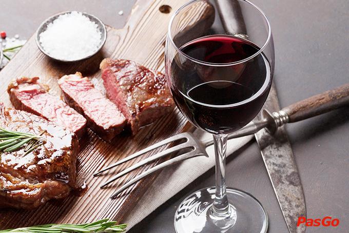 Có thể bạn chưa biết: Mẹo kết hợp rượu vang và đồ ăn 1