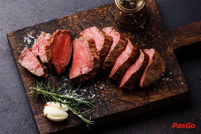 Bạn có biết phần thịt bò làm beefsteak ngon nhất 2