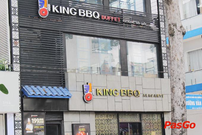 Review King BBQ HCM 1
