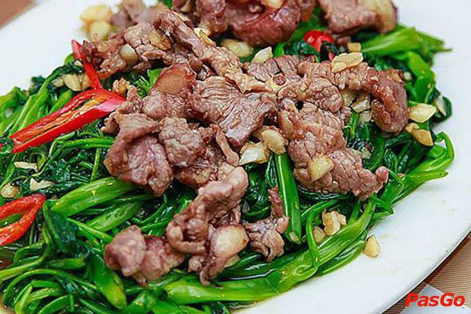 Review nhà hàng Sapasa Nguyễn Huy Tưởng 2
